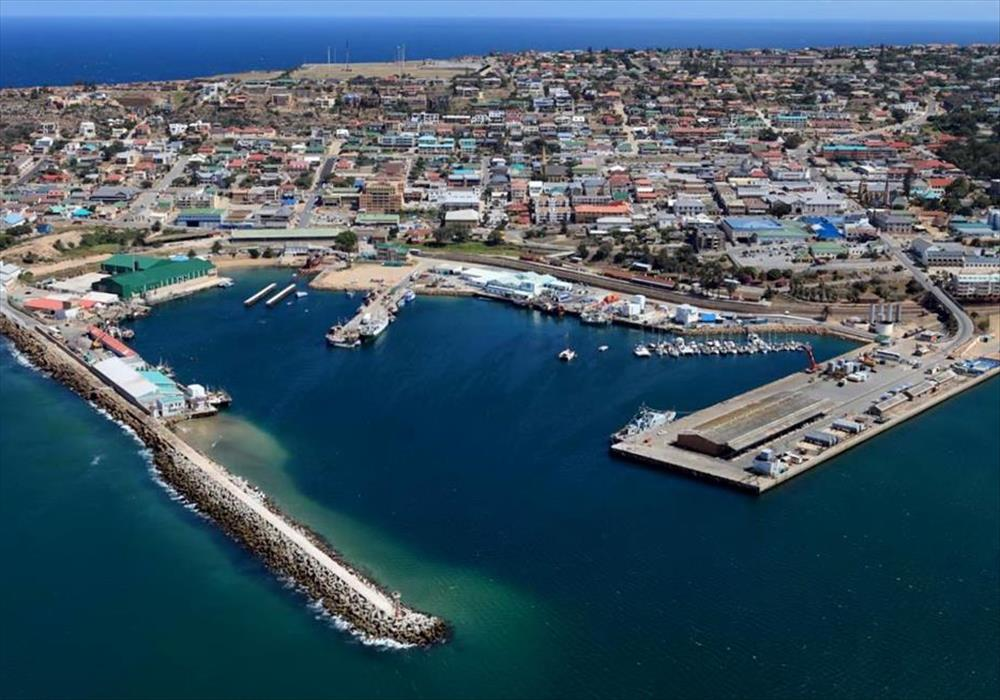 Mossel Bay Harbour Port